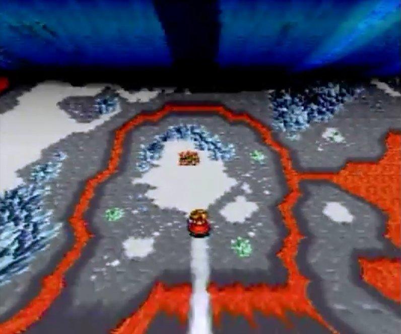 RPGゲーム史上最高のフィールド曲は、天地創造の『旅立ち』である。【天地創造】