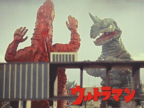 赤色火炎怪獣バニラ!アボラスに勝ってたら、どういう展開になってただろうか・・。【ウルトラマン】